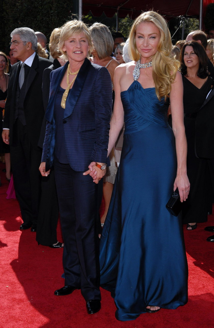 Ellen Degeners i Portia de Rossi