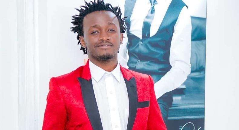 Gospel singer Bahati named new Brand Ambassador for Indomie Kenya