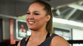 Ronda Rousey będzie walczyć w samej bieliźnie?