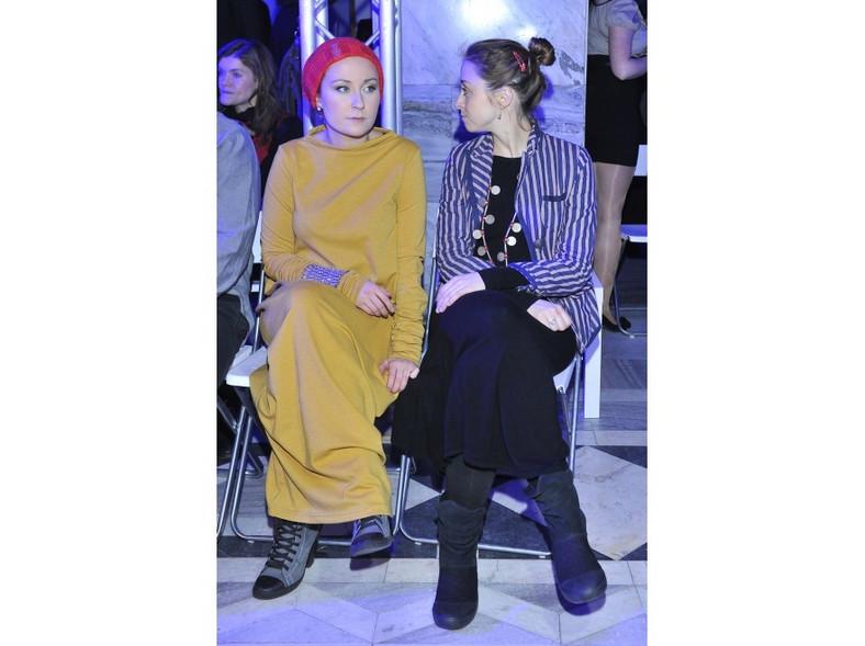 Paulina i Natalia Przybysz wyglądają oryginalnie, ale czy dobrze?