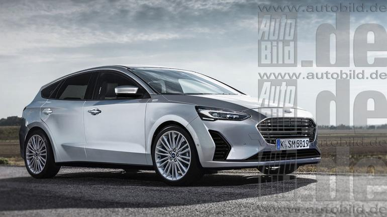 Nowy Ford Focus kontra Volkswagen Golf