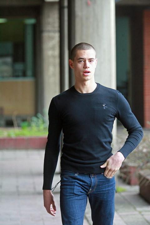 SAMO ZA DAME: Ovako izgleda brat Kostadina Terzića bez majice!