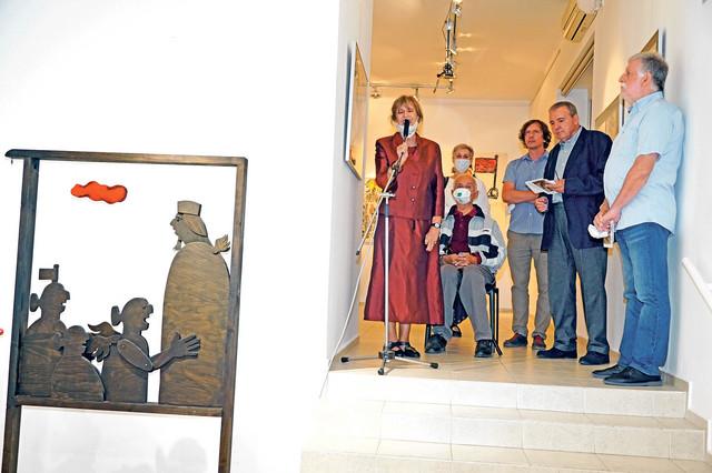 """Borka božović se osvrnula na 25 godina rada galerije """"Haos"""""""