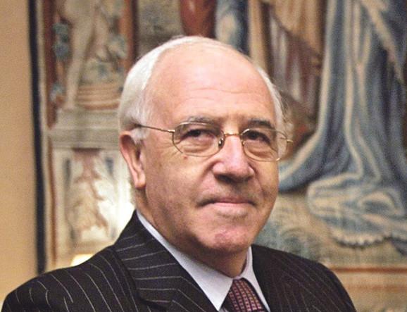 Bivši ambasador Velike Britanije rekao je pred sudom u Hagu da je Stanišić bio agent CIA, ali ne i odakle mu te informacije