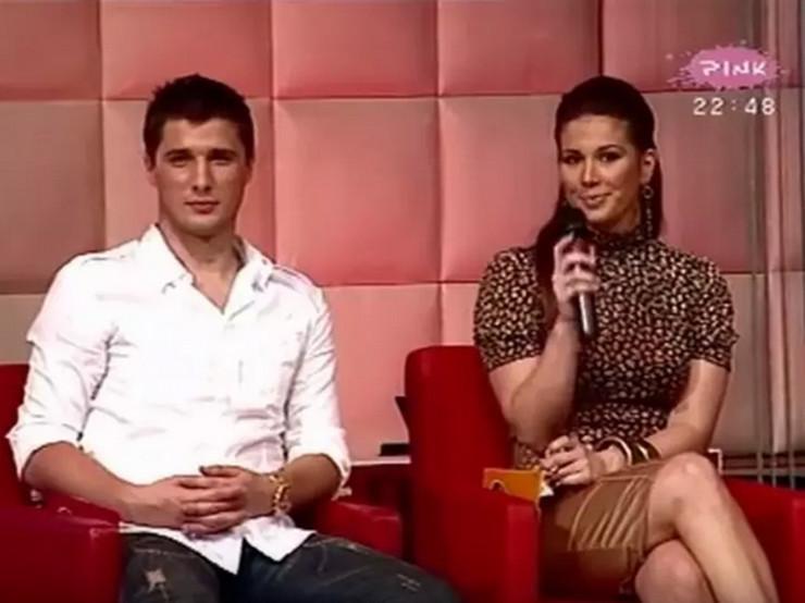 Ena Popov i Marko Miljković