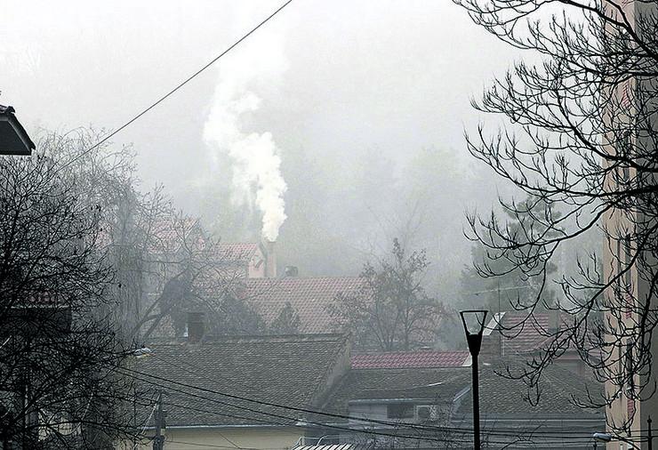 Zagađen vazduh, Novi Pazar