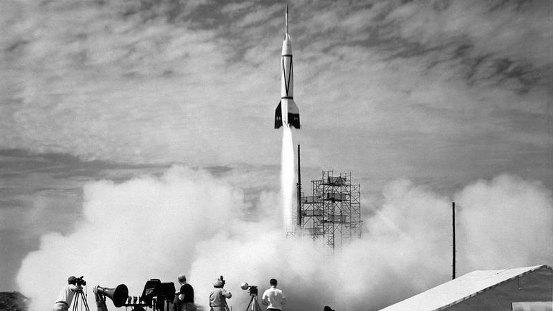 Amerykanie po wojnie szybko rozpoczęli testy i modyfikacje V-2/A-4 pod kierownictwem Von Brauna