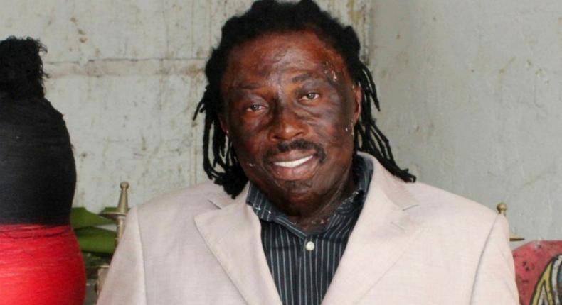 Fetish priest, Nana Kwaku Bonsam