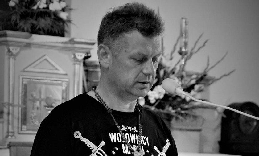 Andrzej Mosakowski nie żyje. Zginął w wypadku