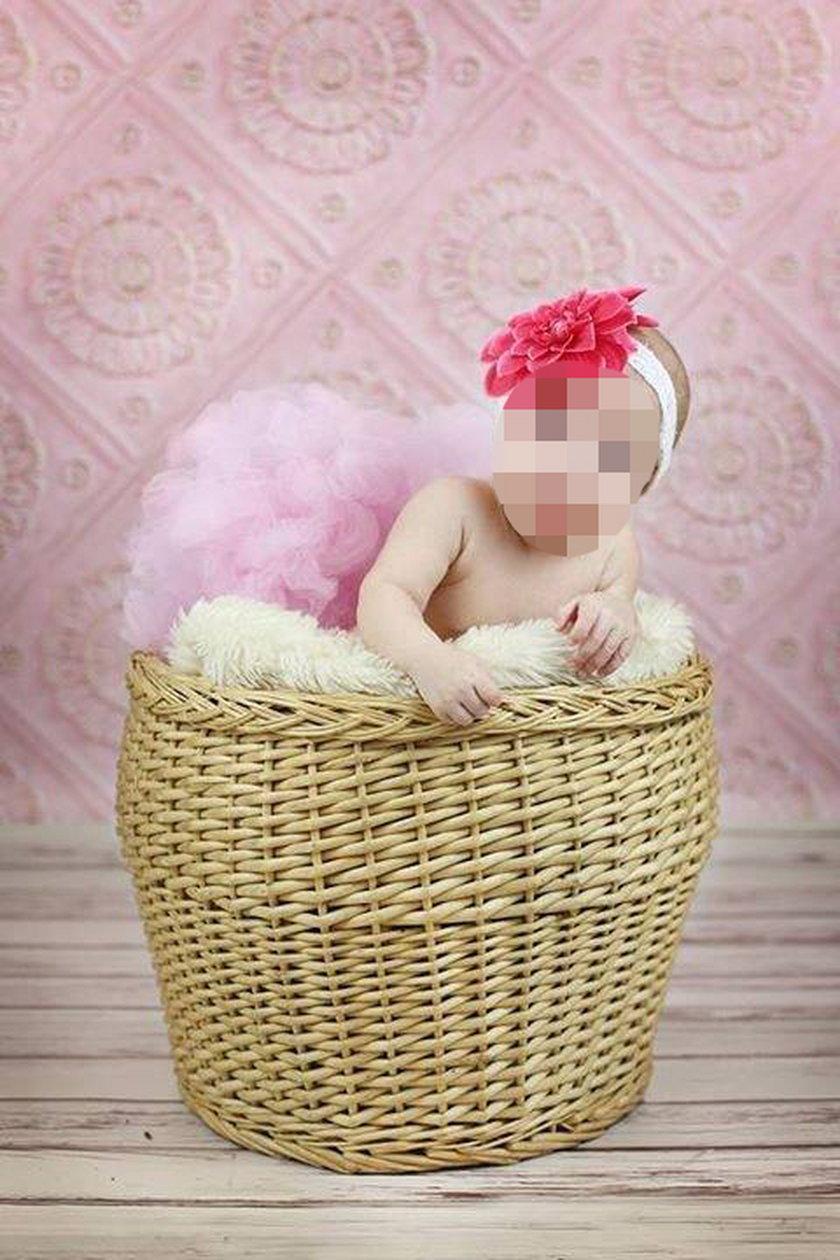 4,5-miesięczna dziewczynka spod Brzegu nad którą znęcała się matka