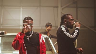 'Wiz is only about b*itches, while I'm about real life'; Burna Boy says Wizkid is not his competition