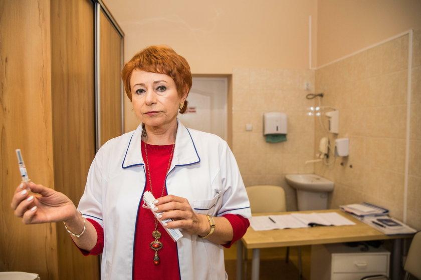 Darmowe szczepienia dla seniorów