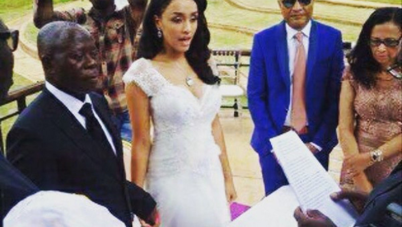 Adams Oshiomhole See the memes from the Governor's wedding - Pulse Ghana