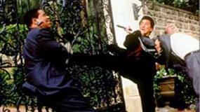 Jackie Chan - kadry z filmów