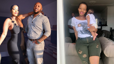 Socialite Corazon Kwamboka & Frankie reveal son's face for the first-time (Photos)
