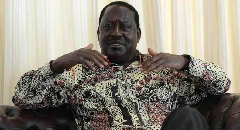 Raila Odinga addresses Kenyans on Coronavirus pandemic