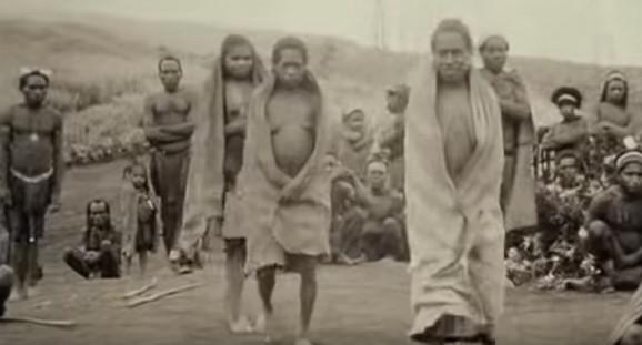 Pripadnici plemena Fore