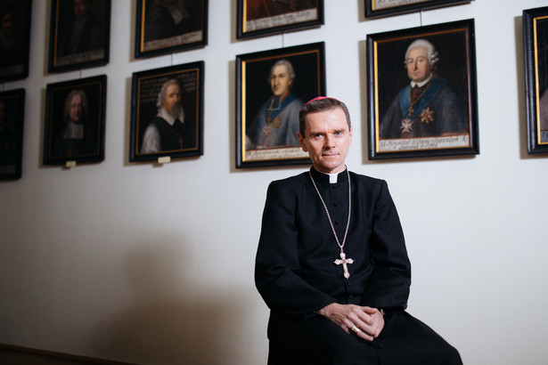Mirosław Milewski, od 2016 r. biskup pomocniczy diecezji płockiej