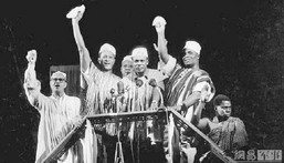 Dr Kwame Nkrumah on March 6