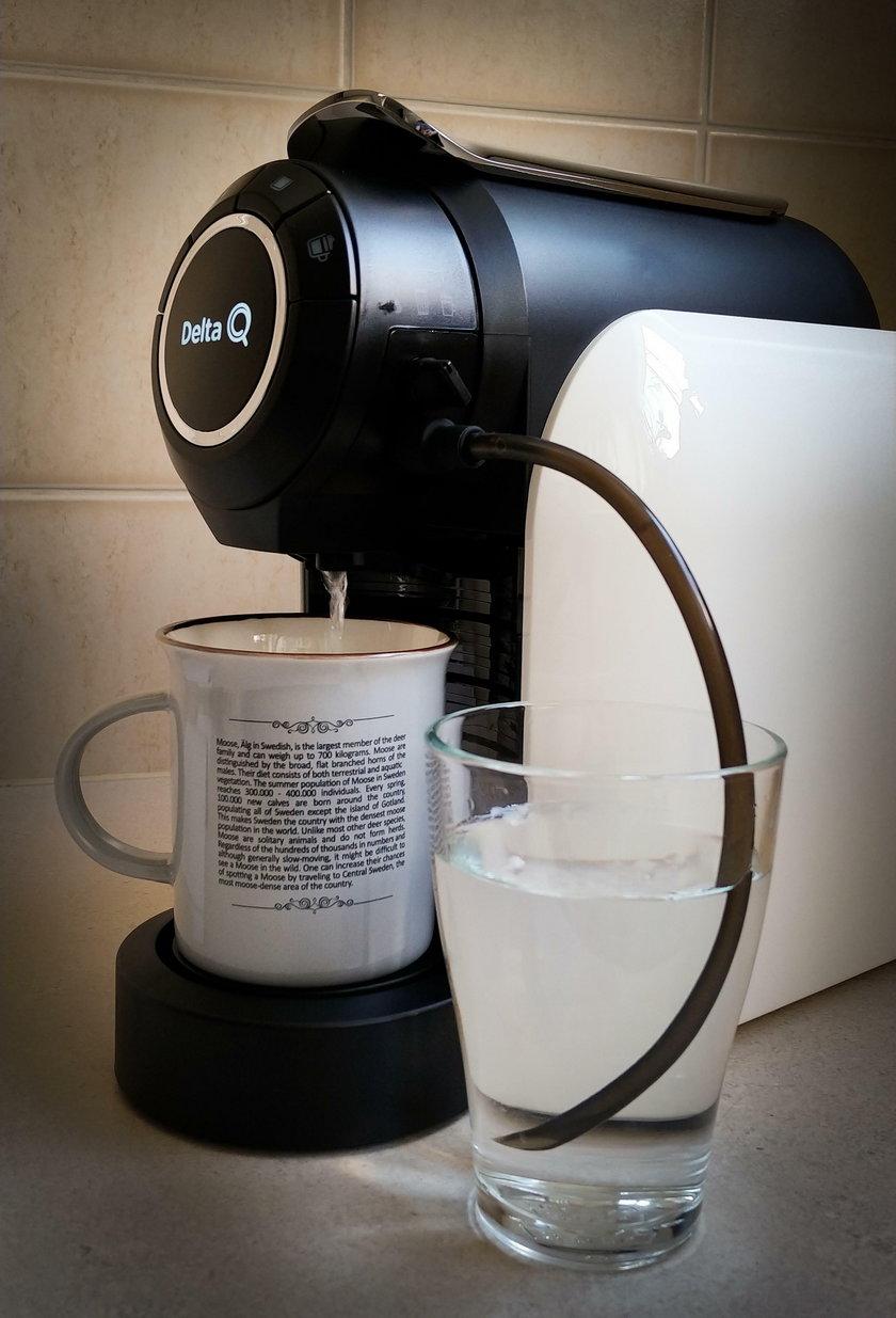 Nowe ekspresy do kawy w Biedronce!