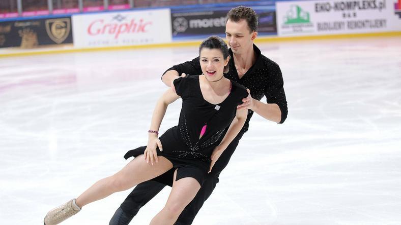 Natalia Kaliszek i Maksym Spodyriew
