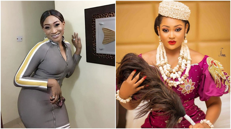 Two of Nollywood actresses, Oge Okoye and Uche Elendu have both been accused of sleeping with married men by another actress, Doris Ogala.