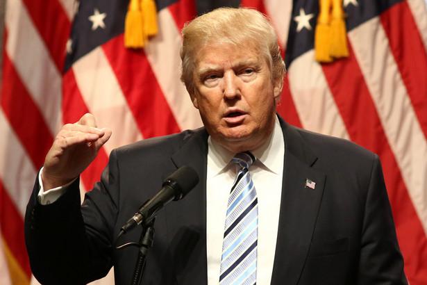 Donald Trump spotkał się z prezydentem Francji i poruszył szereg ważnych kwestii