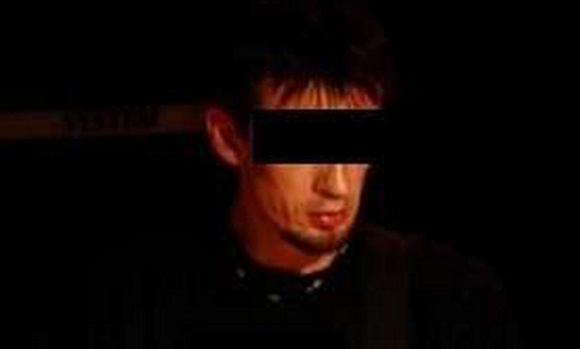 Gwałciciel gitarzysta