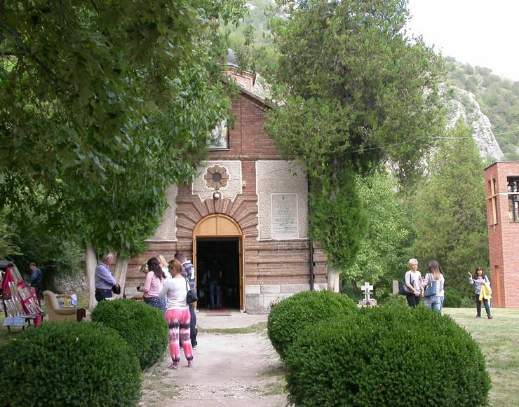 NIŠ- Manastor Svete Petke u Sićevu
