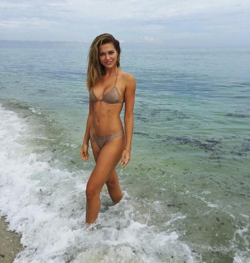 Polski aniołek Victorias Secret