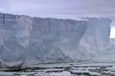 Antarktik, Odron grebena