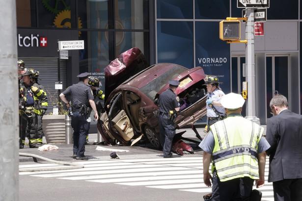 Według policji nie był to akt terroryzmu