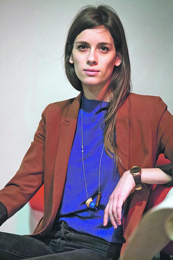 Ksenija Radovanović, aktiviskinja
