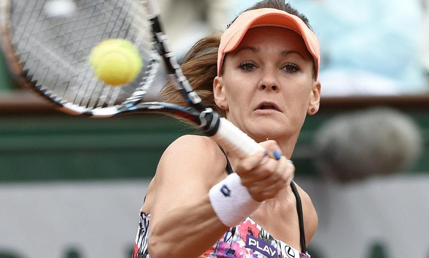 Agnieszka Radwańska vs Shuai Zhang