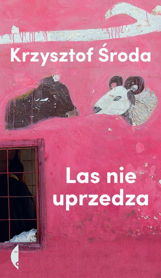 """POWIEŚĆ """"Las nie uprzedza"""" Krzysztof Środa. Czarne, Wołowiec."""