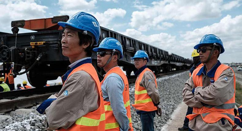 Revealed: How Kenya gov't gave Sh237 million entertainment allowance to Chinese SGR workers