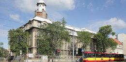 Sąd w dawnym gimnazjum w Łodzi