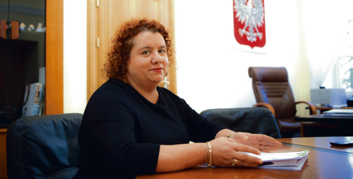 Claudia Torres-Bartyzel, szefowa służby cywilnej od 28 października 2014 r.