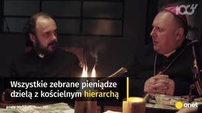 """""""Pismo"""": Arkadiusz Jakubik w antyklerykalnym teledysku zespołu Dr Misio"""