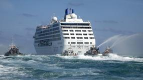 Historyczny rejs. Z USA wypłynął pierwszy od 50 lat statek na Kubę