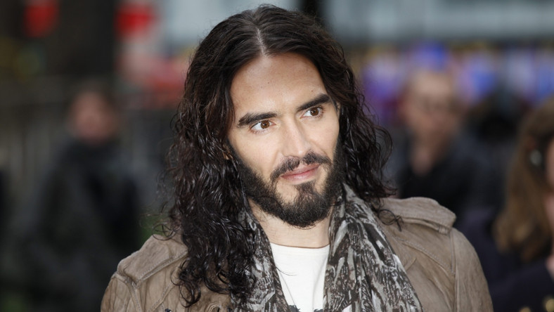 """Russell Brand na premierze """"Rock of Ages"""""""