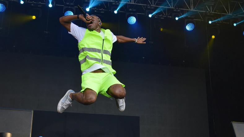 Tyler, The Creator na Orange Warsaw Festival. 2 czerwca 2018