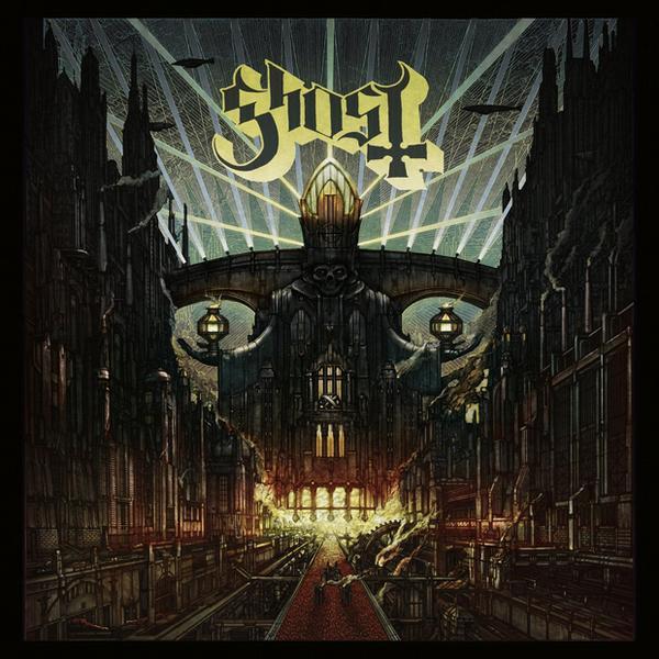 """Ghost """"Meliora"""" (2015)"""