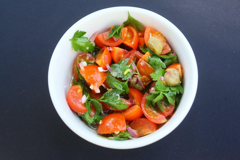 Sałatka do dania z grilla