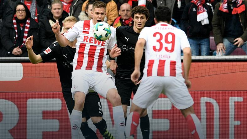 FC Koeln - VfB Stuttgart