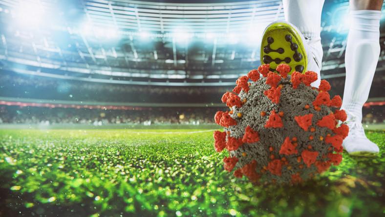 piłka nożna koronawirus
