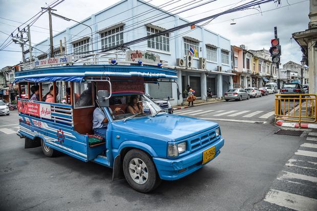 Transport w Phuket