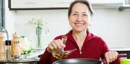 Olej czy oliwa - na czym lepiej smażyć?