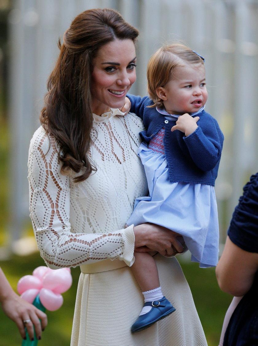 Podróż do Kanady była pierwszą zagraniczną wizytą księżniczki Kate