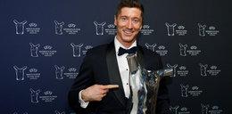Prestiżowa nagroda dla Lewandowskiego. Polak piłkarzem Roku UEFA!